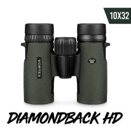 DiamondBack HD 10X32