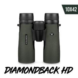 DiamondBack HD 10X42