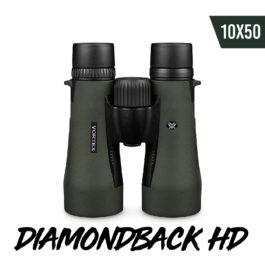 DiamondBack HD 10X50