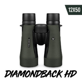 DiamondBack HD 12X50