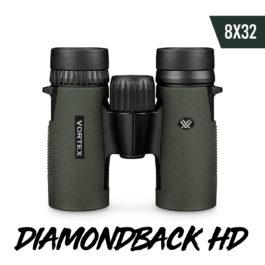 DiamondBack HD 8X32
