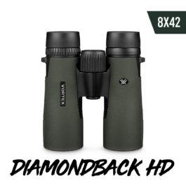 DiamondBack HD 8X42